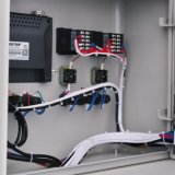 Full Auto-Kissen-Computer-Steuerelektrische Verpackungsmaschine