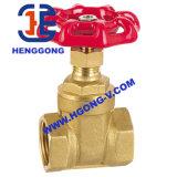 DIN/API Gewinde-Messingwasser-Absperrschieber