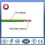 Nyaf 450/750V Flexible Copper Conductor und PVC Insulated Building Wire