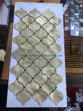 La pizarra/de cerámica/la porcelana/el vidrio cayeron las ideas de mármol de Backsplash de los azulejos de mosaico para la venta