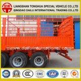 De Chinese Vervaardigde Staak van het Nut 70tons/Aanhangwagen van de Vrachtwagen van de Omheining de Semi
