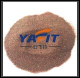 Bon soufflage de sable extérieur de grenat du matériau 30/60 de sablage de performance
