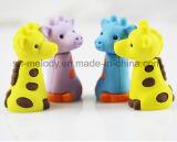 Милые игрушки детей/истиратель /Shape Erasers/3D формы подарка промотирования резиновый