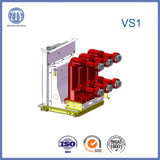 Disjuntor 12kv do vácuo do OEM 630A 3 Pólo Vs1 de China