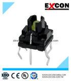 Mini commutateur Ts5 de tact de lampe de taille