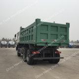 トラックを自己ダンプする普及した336HP Sinotruk HOWO 10の車輪