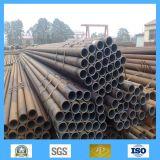 Warm gewalzter nahtloser Stahlrohr-Baumaterial-nahtloses Rohr-Kohlenstoffstahl