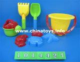 教育子供プラスチックモデルDIY浜のおもちゃ、夏はもてあそぶ(1014421)