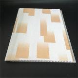 ラミネーションISO9001が付いている8*250mmの室内装飾PVCパネルの壁パネル