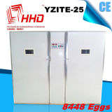 8000 цыпленок Egg Hatching Machine Automatic Hatcher для Sale