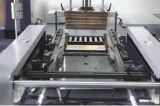 Contenitore di pattino automatico pieno che inserisce formando macchina