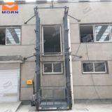 مستودع شاقوليّ هيدروليّة كهربائيّة شحن مصعد