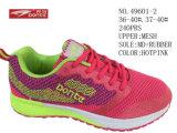 Numéro 49601 chaussures de course de chaussures de sport de femmes