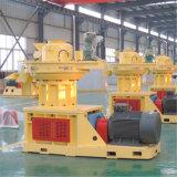 Cer 1000~3000 kg-/hhölzerne Lebendmasse Fule Bauernhof-Abfall-Tablette, die Maschine herstellt