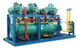 Shandong setenta y dos unidades del condensador del acondicionador de aire de la refrigeración de los grados