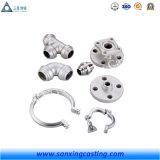 Solenoide di vetro/silicone acqua/del metallo/pezzo fuso d'acciaio con l'alluminio ed il ferro
