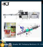 Máquina automática de embalaje de calor de alta resistencia automática para alimentos