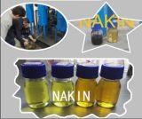 不用な混合されたオイルは新しく黄色い基礎石油精製所に蒸溜する