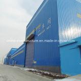 Taller de calidad superior y almacén de la estructura de acero de China con bajo costo