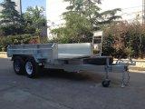 CER Bescheinigung-Hochleistungs3.5 Tonnen-Nutzlast-hydraulischer neigender Tandemschlußteil