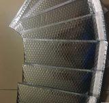 Saco plástico de bolhas aluminizado da membrana
