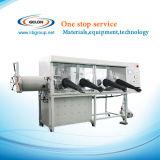 電池の実験室の研究の使用のための2ワーク・ステーションのグローブボックス