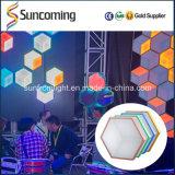 DJ에 대한 LED 디스코 3D 공간 패널 새로운 조명