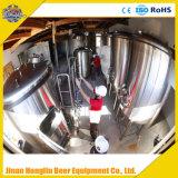 いろいろな種類のビール醸造装置、ビール発酵装置