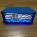 Bewegliches Bluetooth Wireless Speaker mit LED Light