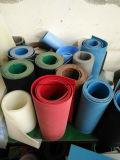 Hoja del caucho de silicón para la prensa del vacío