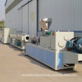 Tubo del PVC de China que hace la máquina