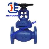 Нормальный вентиль фланца уплотнения Bellow литой стали DIN/API промышленный
