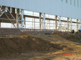 Atelier préfabriqué/entrepôt de grande envergure de structure métallique