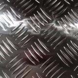 1050 3003 5052 Aluminium Chequered Plate für Plattform