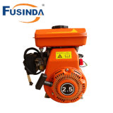 Motor de gasolina caliente de la venta 2.5-17HP con la mejor aplicación de las piezas extensamente excelente
