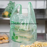 Рециркулированный материал напечатал пластичный мешок тельняшки тенниски покупкы