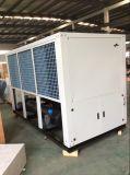 Refrigerador de refrigeração ar do parafuso para o produto químico Wd-120.1A