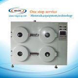 機械(GN-VO-3)を作る電池のための自動真空の乾燥オーブン3つの層の