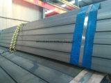 Tubo de acero galvanizado del poste del lado derecho 65X65m m (C350 Q345)
