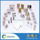 OEM /Wholesale 1mm, 20mm, 50mm de Magneten van de Schijf van het Neodymium