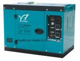Технология Рикардо, генератор Weifang 10kw дешевый тепловозный
