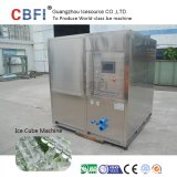 Le type le plus neuf machine de glace de cube en écran tactile