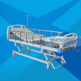 Рукоятки ABS мебели внимательности обработки ухода стационарного больного кровать регулируемой ручная медицинская