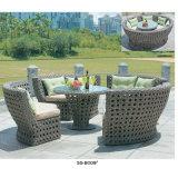 Tabela e cadeiras deVenda diretas da jarda do Rattan de Foshan Fatcory
