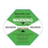 Verschiedene Empfindlichkeits-erhältlicher Vorsichts-Auswirkung-Anzeiger