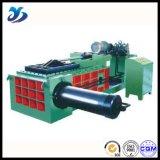 Prensa hidráulica del metal del cobre del desecho de la capacidad grande