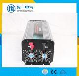 Plugue universal 12DC ao inversor puro da fora-Grade 3000W da onda de seno 220VAC