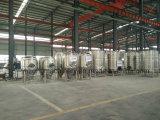 Cuve de fermentation de bière de jupe d'acier inoxydable