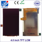 4 '' resolución 480*800 LCM del LCD TFT Tn