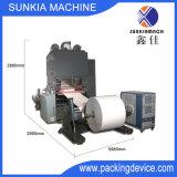 Máquina del laminador del rodillo de Full Auto con el sistema rector del Web (XJFMR-130)